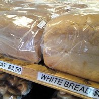 Classic Bakery Label Holders as Retail Merchandising Fixtures