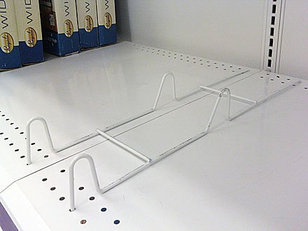 New Fixture: Gondola Base Deck Wire Productstop