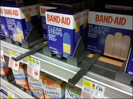 Manual-Feed First Aid for Retail