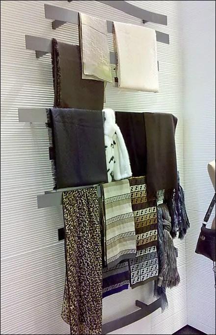 Fendi Scarves for Sophisticates