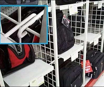 Grid Bridges Create Shelves