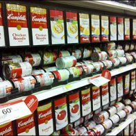 Campbell's Soup Auto Feed