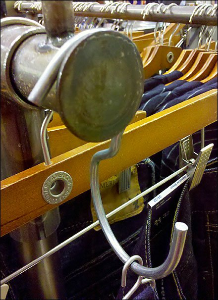 All Wire Rack-end S-Hook With A Twist