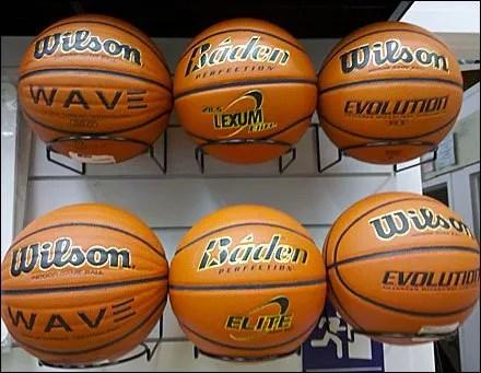 Basketball On Hooks