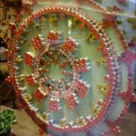 Cork Board Mandala
