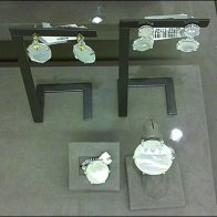 Flat Stock Metal Stamping Jewelry Stand