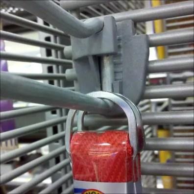 D-Ring Shoelace Hanger Closeup Thumbnail