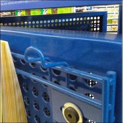 90 Deg Tip Safety Loop Hook Detail