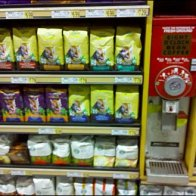 Coffee Bag Shelf Management