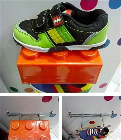 Lego Shoe Ledge Composite