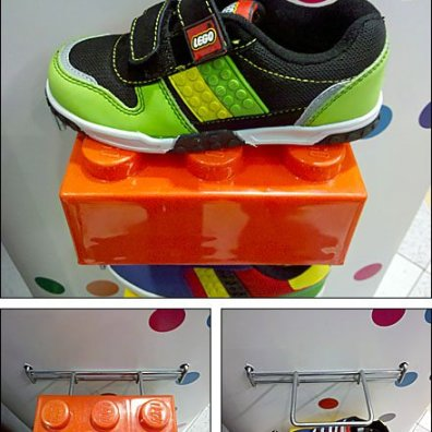 Lego Shoe Ledge Composite