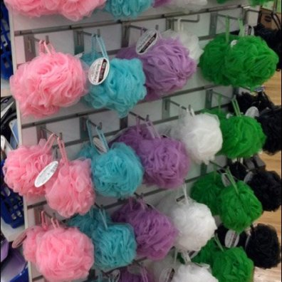 Bath Body Puff Sponges