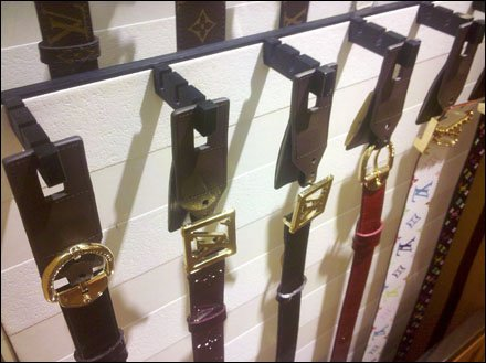 Louis Vuitton Belt Arms