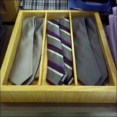 Ties Sold From Trays Detail