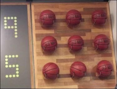 Basketball Sets a Seasonal Theme Old Navy