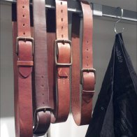 Belts and Pants Hung Detail