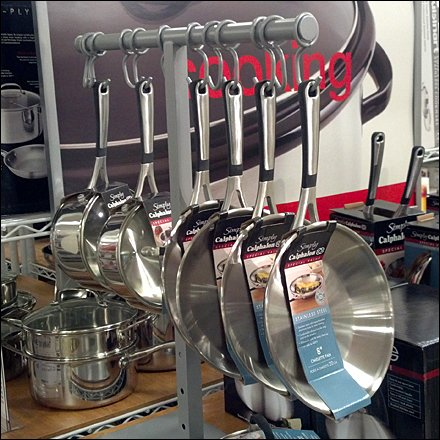 T-Stand Cookware Hang Rod