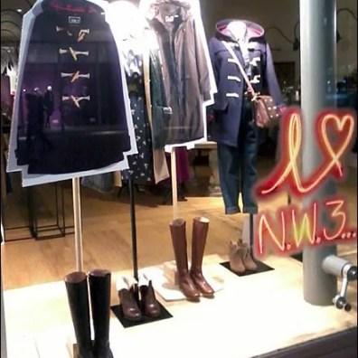 Clothing Cutouts Sell Shoes Main