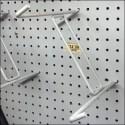 Hook Displays Hammer Diagonally