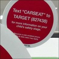 Poor Man's QR Code via Text Message