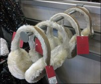 Selling Earmuffs on a Cold Day