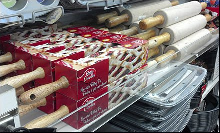 Rolling Pin Boxed Display