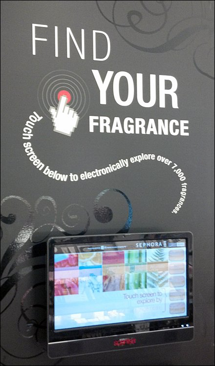 Smell O Vision Retail Rollout