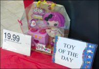 Toy of the Day Promotion