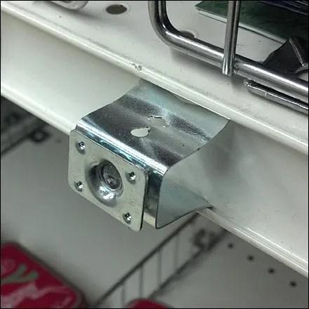 FISH Tip Shelf Talker Closeup View