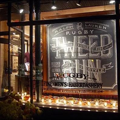Dana Tanamachi Ralph Lauren Chalk Window1