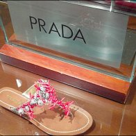 Dare to Wear Prada Sandals Overview Aux