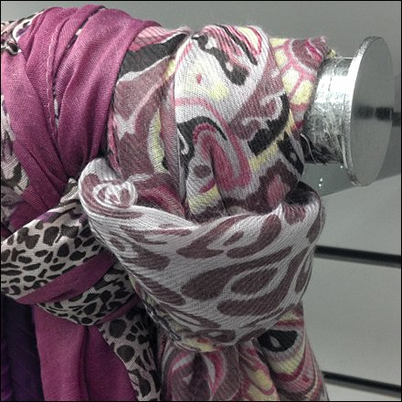 Scarf Designers Be Damned