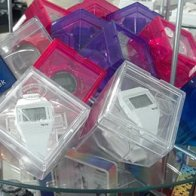 Truncated Cube Display