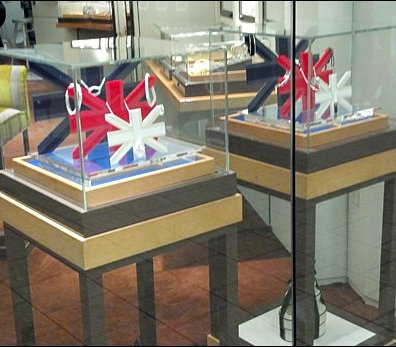 Union Jack POP at Links Overview