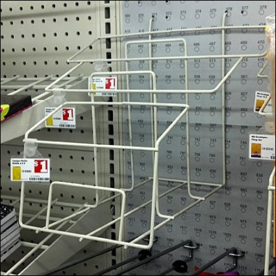 Family of Sizes Pegboard Rack Main