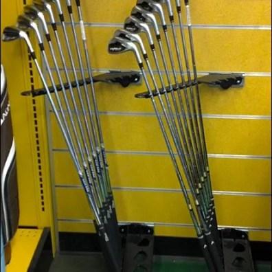 Golf Club Rack Main
