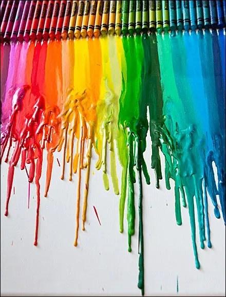 Crayola Meltdown Visual