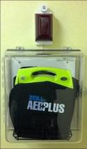 Defibrillator as Mall Amenity