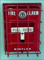 Open-Wire Fire-Alarm-Pull Case
