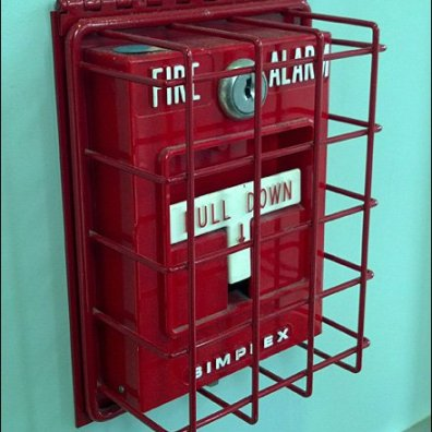False Fire Alarm Preventer Main