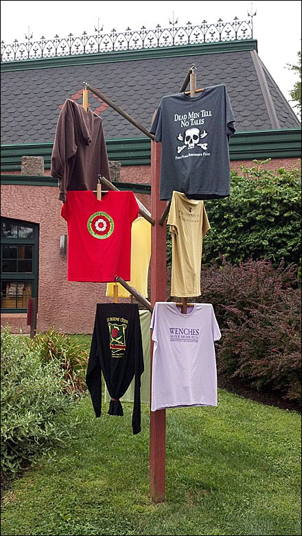 Medieval T-Shirt Merchandising