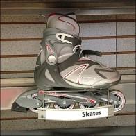 Rollerblade Skate Slatwall Hook Aux