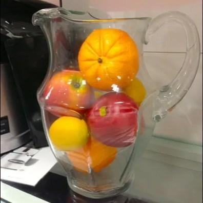 Fruit as Juicer Prop Detail