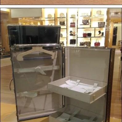 Louis Vuitton Trunk Composite