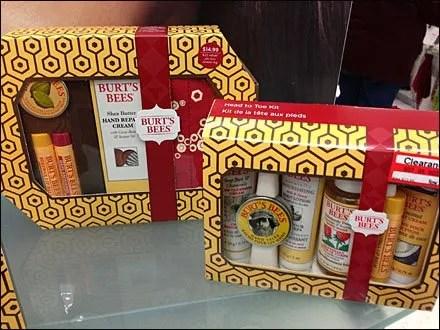 Burts Bees Gift Pack Main