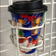 Coffee Cup Holder for Grid Main
