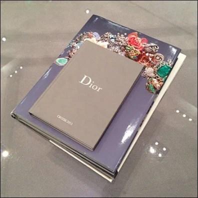 Dior Coffee Table 2 Book