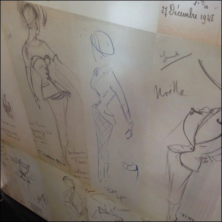 Dior Doodles Date-stamped