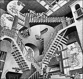Escher_Relativity