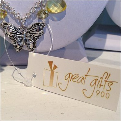 Great Gifts Logo and Psychology Tag